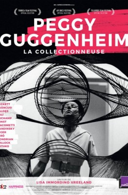 Peggy Guggenheim, la collectionneuse (2017)