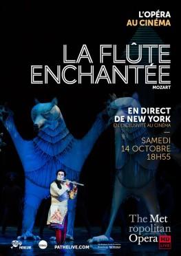 La Flûte enchantée (Met-Pathé Live) (2017)