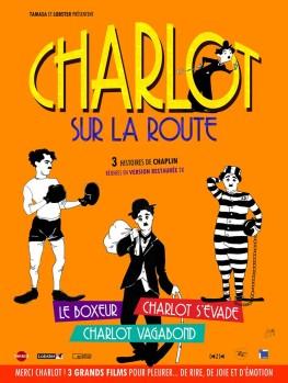 Charlot sur la route (2017)