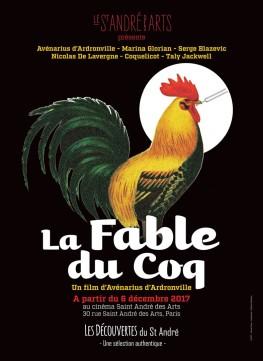 La Fable du coq (2017)