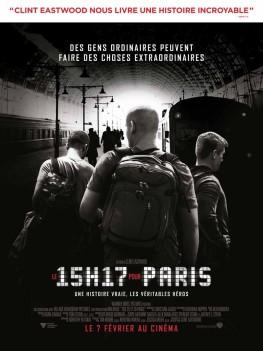 Le 15:17 pour Paris (2018)