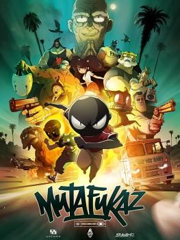 Mutafukaz (2018)