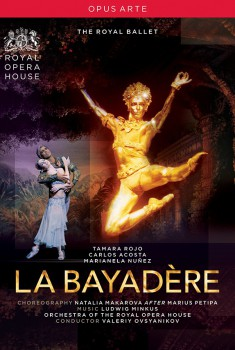 La Bayadère (Royal OPera House) (2018)