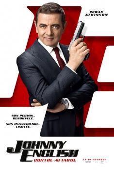 Johnny English 3 contre-attaque (2018)