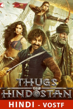 Thugs of Hindostan - Hindi (2018)