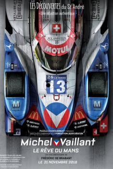Michel Vaillant, Le rêve du Mans (2018)