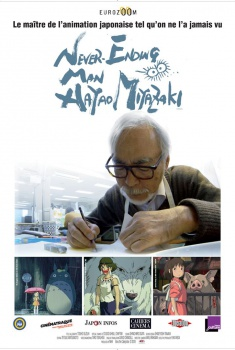 Never-Ending Man : Hayao Miyazaki (2016)