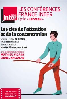 Les Clés de l'attention et de la concentration (2019)