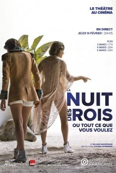 La Nuit des rois (Comédie-Française - Pathé live) (2019)