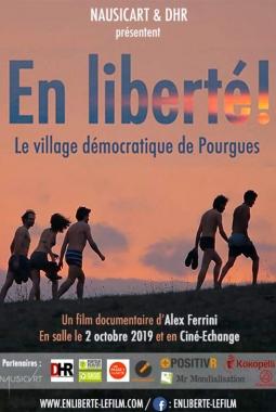En liberté ! le village démocratique de Pourgues (2019)
