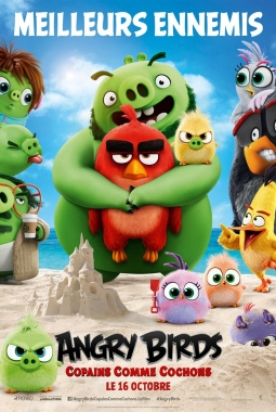 Angry Birds 2: Copains comme cochons (2019)
