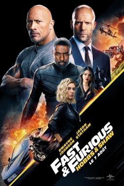 Fast & Furious : Hobbs & Shaw (2019)