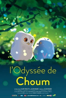L'Odyssée de Choum (2020)