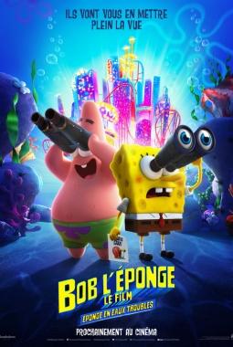 Bob l'éponge - Le film : Éponge en eaux troubles (2020)
