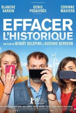 Effacer l'historique (2020)