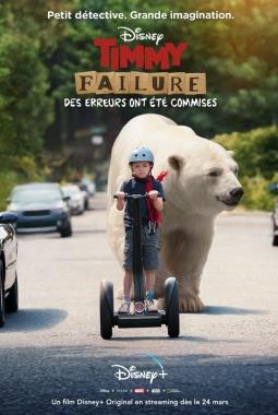 Timmy Failure : des erreurs ont été commises (2020)