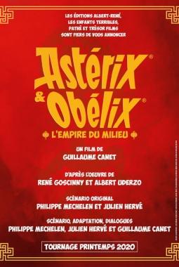 Astérix et Obélix L'Empire du milieu (2020)