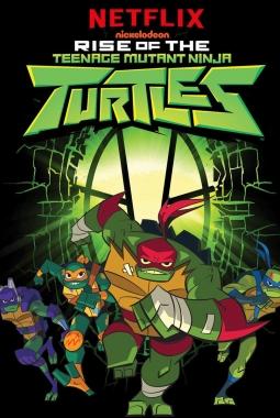 Rise Of The Teenage Mutant Ninja Turtles (2020)