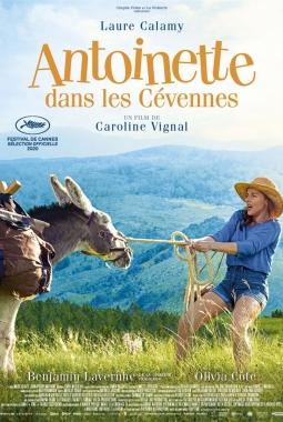 Antoinette dans les Cévennes (2020)