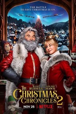 Les Chroniques du Père Noël 2 (2020)