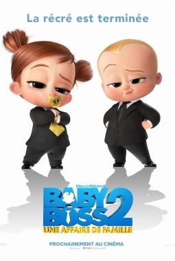 Baby Boss 2 : une affaire de famille (2021)
