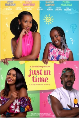 Just In Time (2021)