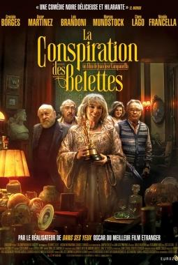 La Conspiration des belettes (2021)