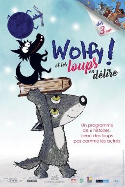 Wolfy ! Et les loups en délire (2021)