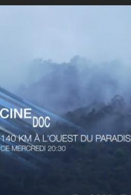 140 km à l'ouest du paradis (2021)